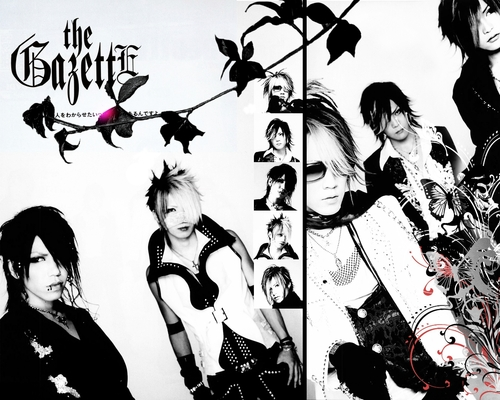 The Gazette achtergrond called ガゼットのWALLPAPER