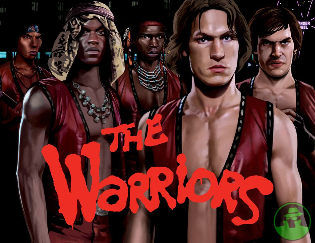 Title - Warriors Wallpaper