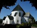 Østerlars church, Bornholm