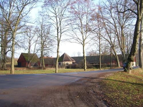 Övedskloster in Skåne