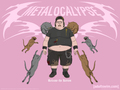 #1 fan!!!! - metalocalypse wallpaper