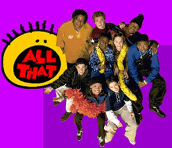 """All That"" cast - old-school-nickelodeon Photo"