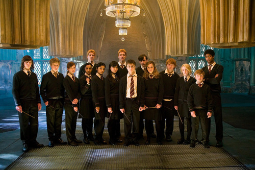 """Dumbledore's Army"""