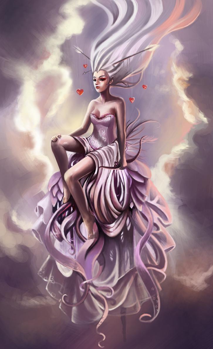 Eros quot fantasy fan art 582112 fanpop
