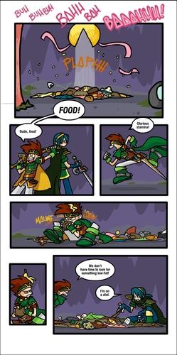 """""""Food"""" Comic"""