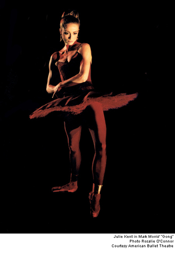 """Gong"" - Julie Kent - ballet Photo"
