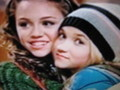 Miley and Lily - hannah-montana photo