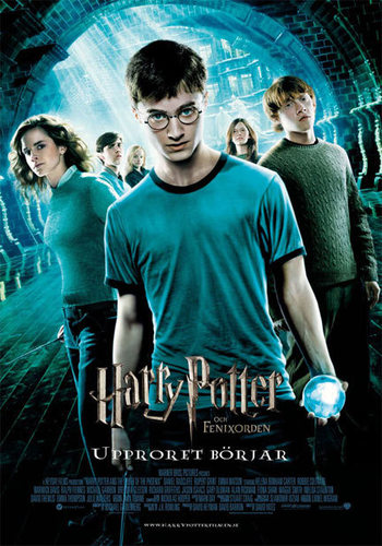"""Order of the Phoenix"" Posters"