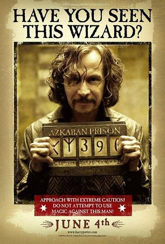 """Prisoner of Azkaban"" Posters"