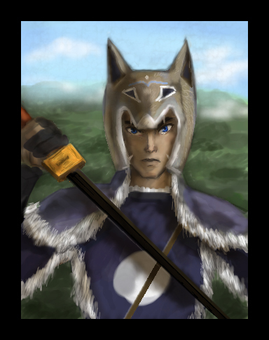 """Sokka the Warrior"""
