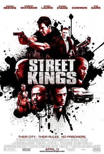 ''Street Kings'' poster