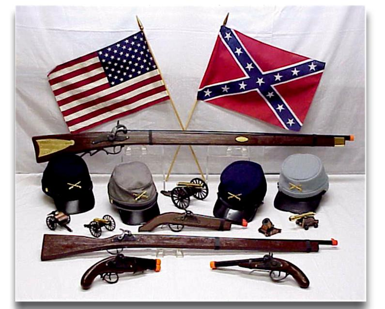 a comparison of the weapons used during the revolutionary war and the civil war in america List of all guns and related small arms used by the north and south during the american civil war arms used in the american civil war america during the civ.