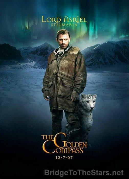 'The Golden Compass' Poster