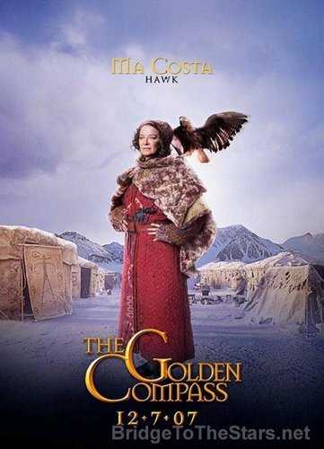 'The Golden Compass' Poster