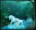 """Two of a Kind"" Unicorn Art - fantasy photo"