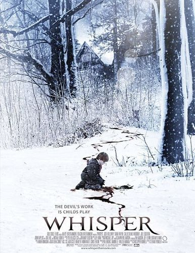 """Whisper"" Movie Poster"