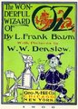 """Wizard of Oz"" cover"