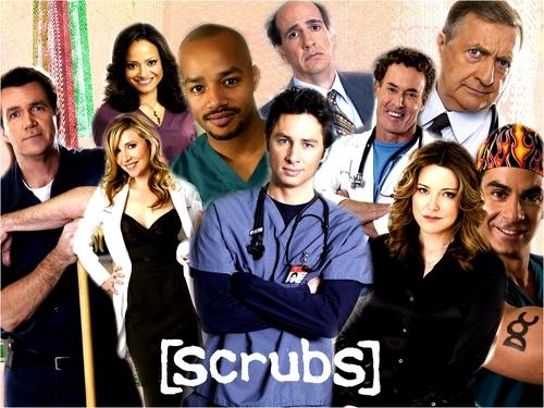 [scrubs] wallpaper