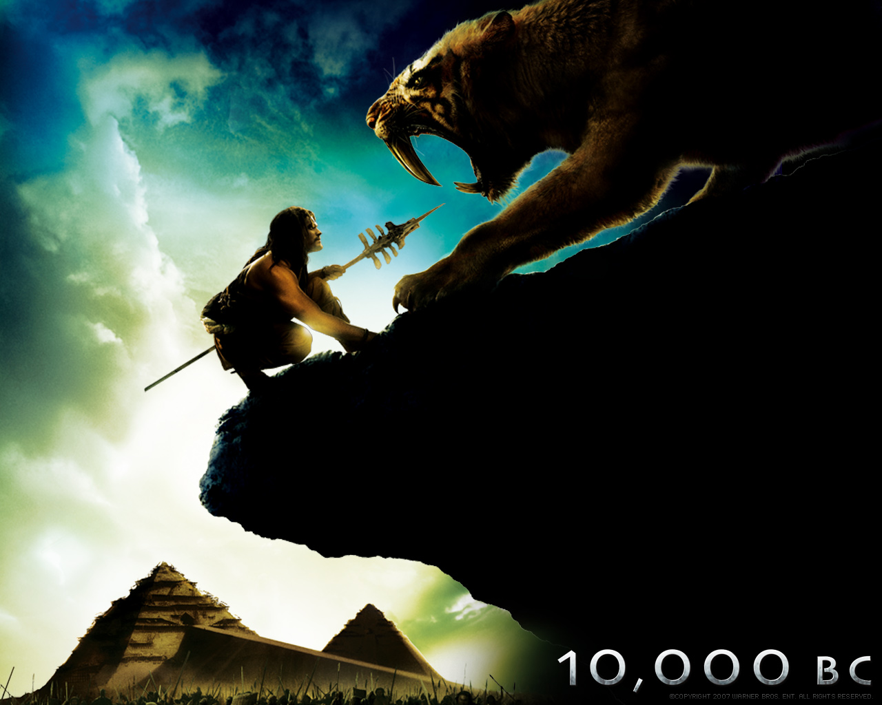 10 000 b c upcoming movies wallpaper 680815 fanpop