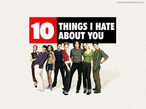 10 Things I Hate About আপনি