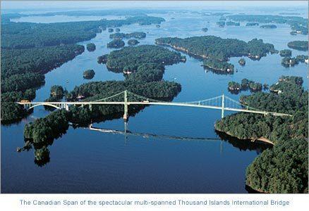 1000 Islands Bridge