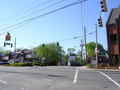 10th St at Hemphill Ave