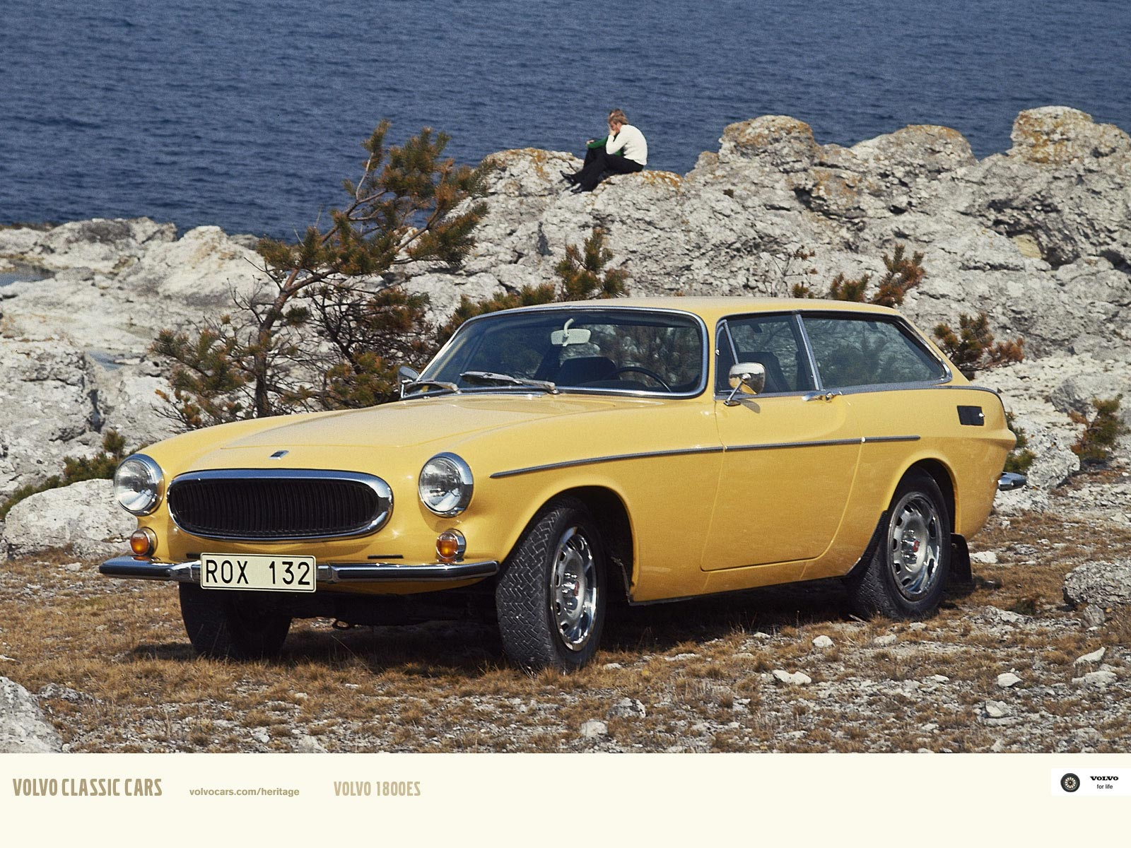 Volvo Images 1800es Hd Wallpaper And Background Photos