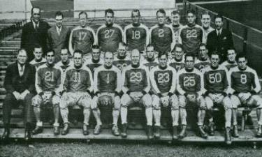 1934 NFL Champions
