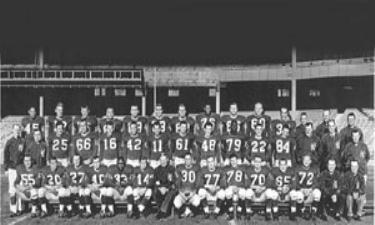 1956 NFL Champions