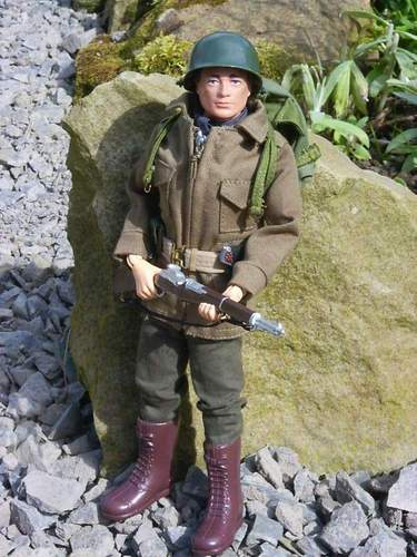 1966 Combat Soldier