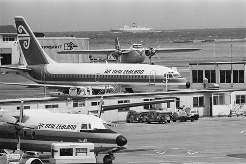 1970s Airplanes
