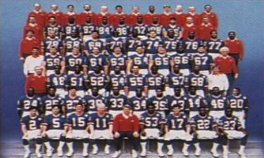 1986 Super Bowl Champions - new-york-giants Photo