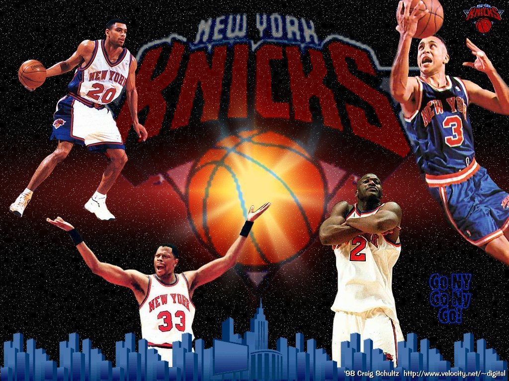 New York Knicks player wallpaper