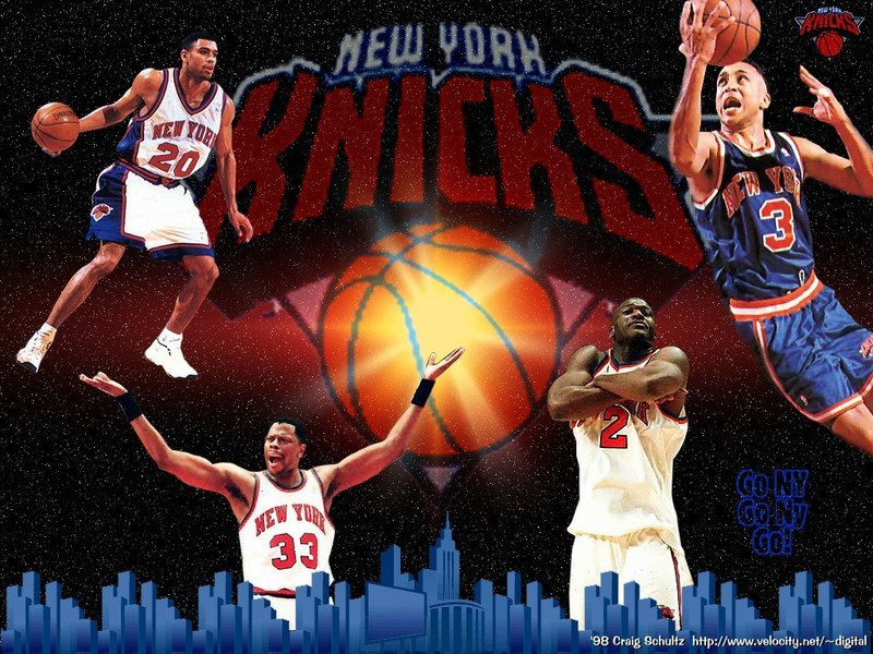 2011 new york knicks wallpaper. 1998 New York Knicks