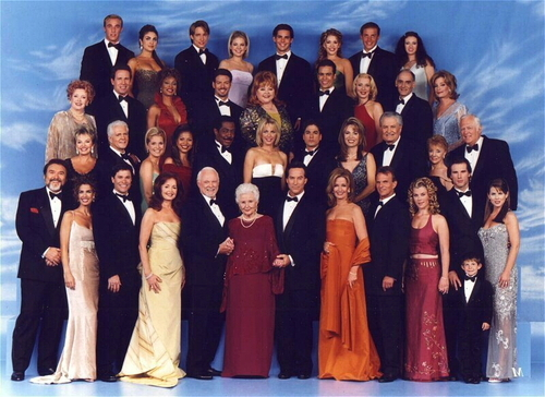 Days of Our Lives wallpaper titled 2000 Cast