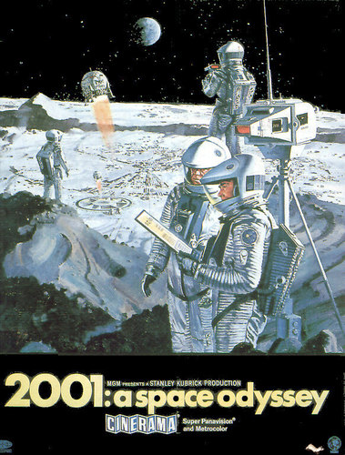 2001: A luar angkasa Odyssey
