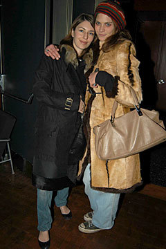 2003 New York Fashion Week