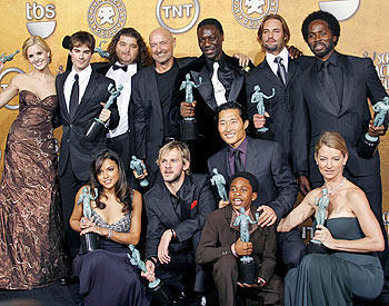 2006 SAG Awards Lost Cast