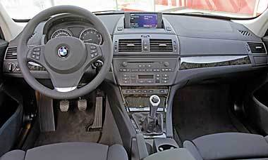 BMW wallpaper called 2007 BMW X3