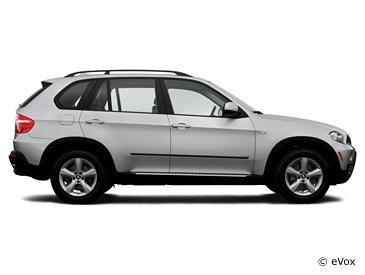 BMW wallpaper titled 2007 BMW X5