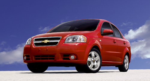 Chevrolet wallpaper called 2008 Aveo