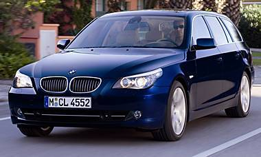 2008 BMW 5-Series Sports Wagon