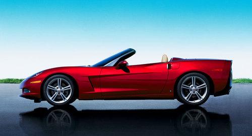 2008 Corvette.