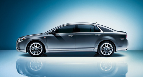Chevrolet wallpaper entitled 2008 Malibu
