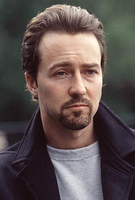 Edward Norton Обои called 25th час