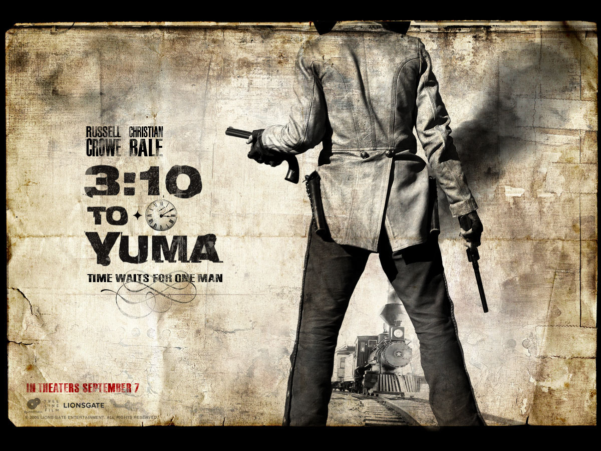 movies 310 To Yuma Wallpapers HD  Desktop and Mobile