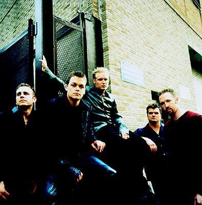 3 Doors Down kertas dinding called 3 Doors Down