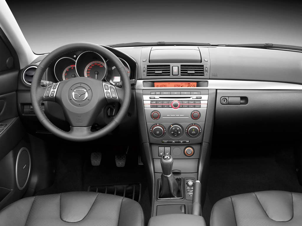 Mazda Images 3 Interior HD Wallpaper And Background Photos