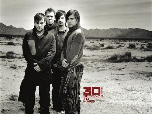 30 Seconds To Mars wallpaper called 30 Seconds to Mars Wallpaper