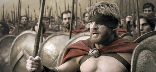 300 Movie Publicity Still - 300 Photo
